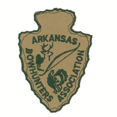 patch arkansas embroidered outdoor activity patches american patch