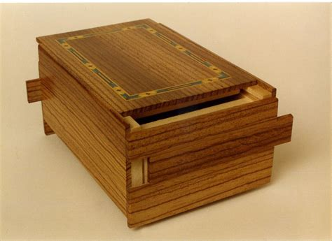 bench guide  easy puzzle box plans