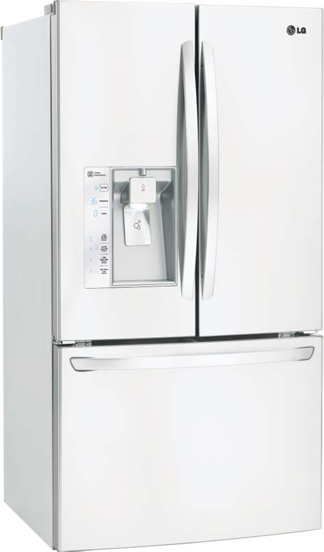 Lg Door Refrigerator Filter lg lfxs29626w 36 inch door refrigerator with 29 0 cu ft capacity spillprotector