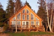 cottages cabins lodges and rentals in eastport