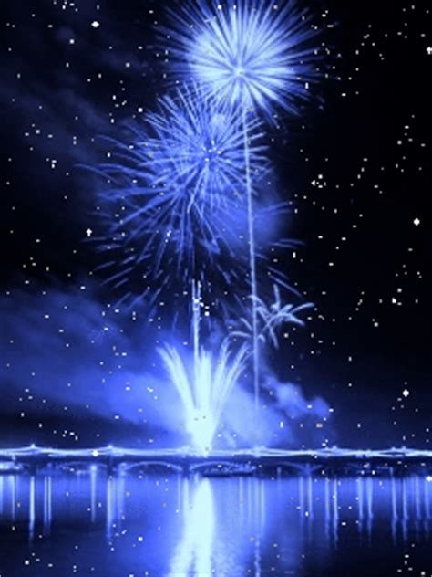 free animated fireworks | fireworks mobile wallpaper
