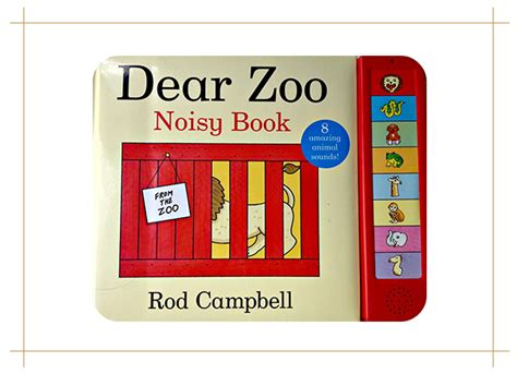 Dear Zoo Big Book ten of the best interactive children s books s book club s diary