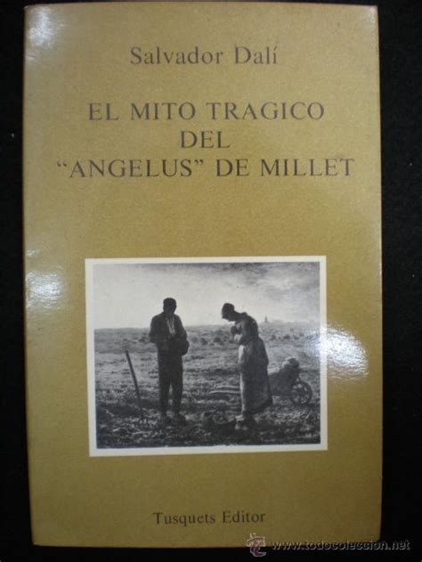 libro salvador dal eine biographie libro arte el mito tr 225 gico del quot angelus quot de m comprar en todocoleccion 26101805