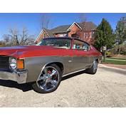 1972 Chevrolet Chevelle  SHOW CAR HIGH END CUSTOM PRO