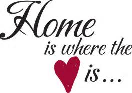 home is where the heart is home is where lettering 1