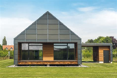 house architects gallery of the maintenance free house arkitema