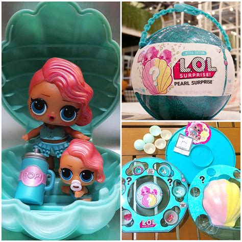 L O L Pearl another limited edition l o l pearl treasure and lil treasure these dolls can only