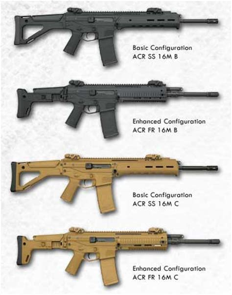 bushmaster acr press release with pricing