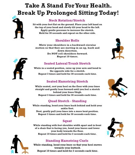 Exercises To Do At Desk by Simple Desk Exercises You Can Do In The Office Shape