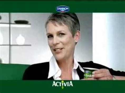 yogurt commercial actress the quot real quot quot real jamie lee curtis activia commercial