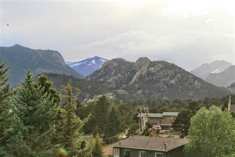 Comfort Inn Estes Park Colorado by Rooms With A View Bild Fr 229 N Quality Inn Estes Park Estes Park Tripadvisor