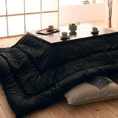 Japanese Blanket Table by Kotatsu Its A Small Japanese Heated Table