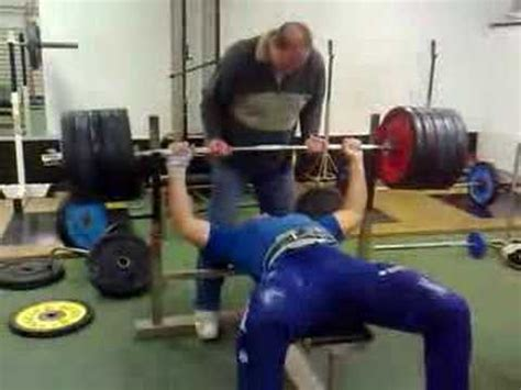 dave taylor bench press bankdr 252 cken youtube
