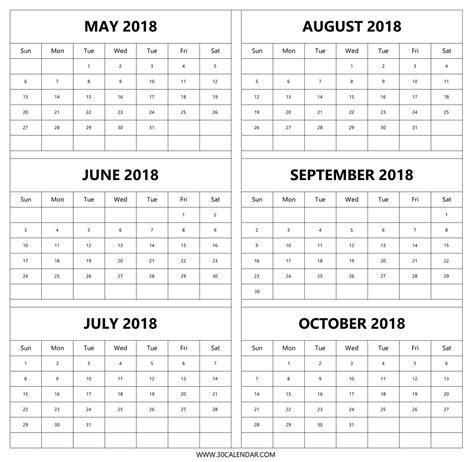 october calendar  qualads