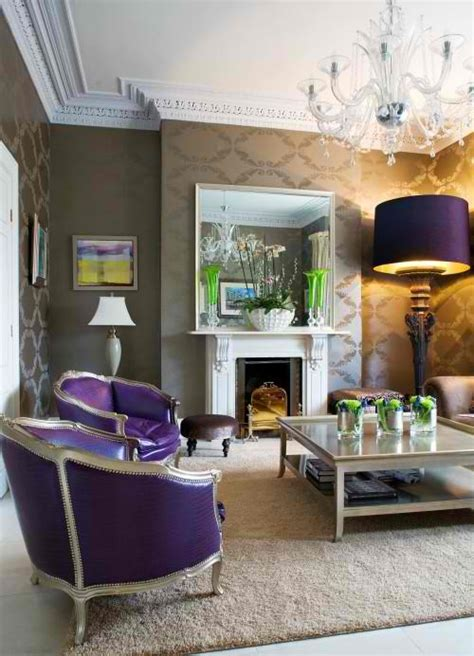 purple living room ideas 20 purple living rooms decoholic