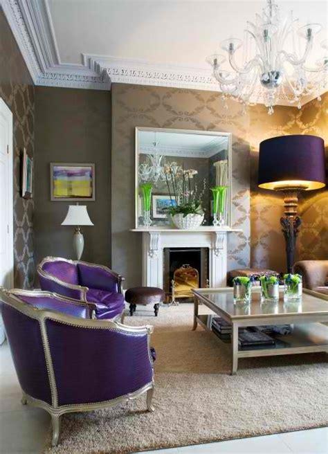 purple living rooms decoholic