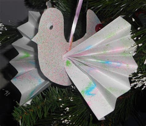 Paper Bird Crafts - may arts and crafts paper bird craft for children
