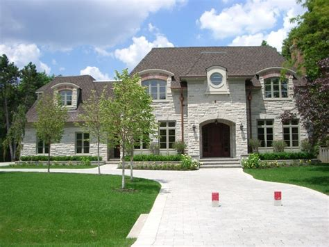 Outside Kitchens Designs uptown bayview mansion traditional exterior toronto
