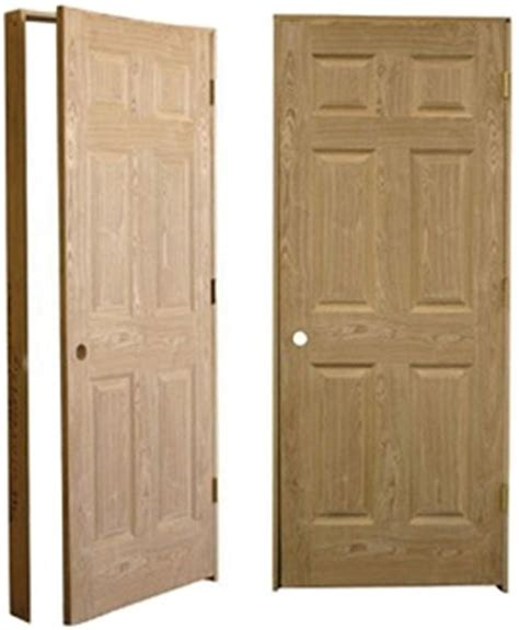 6 Panel Solid Wood Interior Doors High Quality American Heritage Oak Pre Hung Solid Wood 6 Panel Interior Door