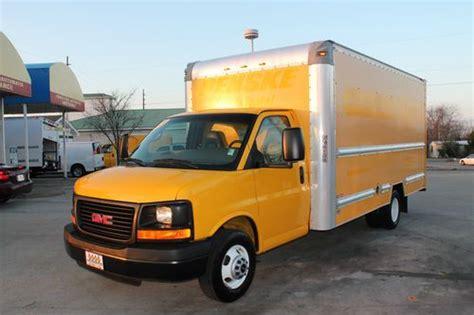 how does cars work 2009 gmc savana 3500 windshield wipe control buy used 2009 gmc savana 3500 cube van box truck 91 000 miles factory warranty 2008 2010 in