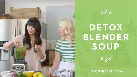 Detox Blender by Detox Blender Soup