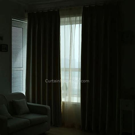 blackout lining fabric for curtains thermal and insulated thick fabric curtain blackout lining