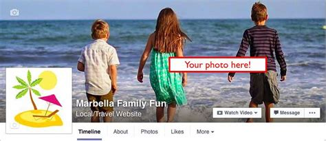 Facebook Giveaway Picture - facebook photo contest for families on the costa del sol