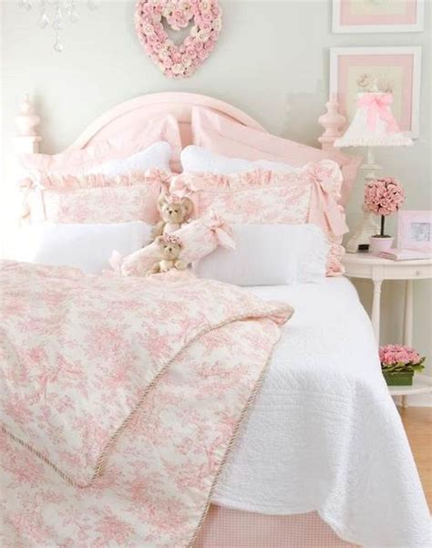 shabby chic bedroom blog very cute paint wall for girls bedroom pictures 07