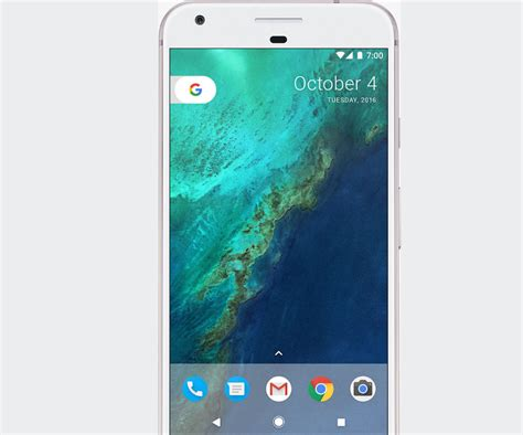 half android verizon pixel xl receives its own android 7 1 2 build nhg47k ota and factory images