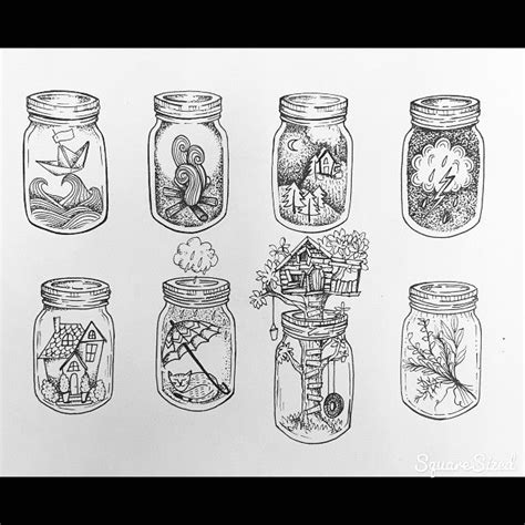 doodle glasses meaning 25 trending jar ideas on broken