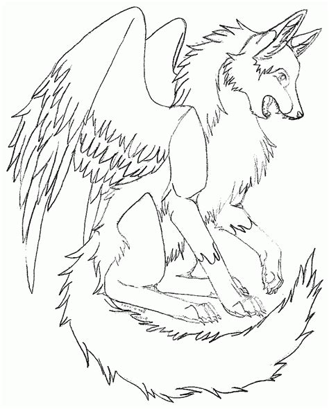 coloring pages with wolves realistic wolf coloring pages to print coloring home
