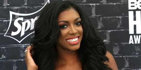 portia stewart hair line porsha williams hairline porsha hairline