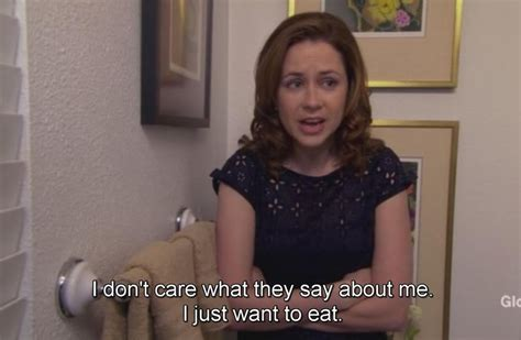 Pam From The Office by Pam Beesly Best Quotes Quotesgram