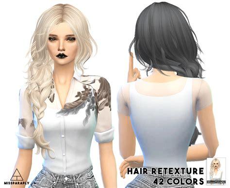 hair 258m sac at may sims 187 sims 4 updates sims hair 4 ela missparaply hair retexture sims 4 maysims