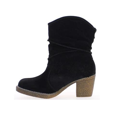 Wedges Mx010 Heels 7cm black boots at 7cm heel chaussmoi