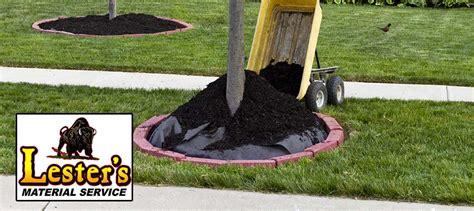 circle area calculator for topsoil dirt mulch bulk