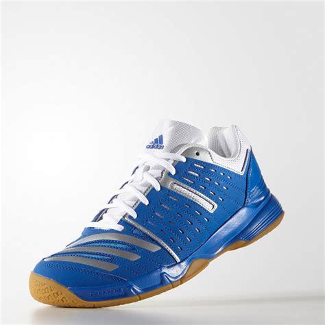 indoor sport shoes adidas essence 12 indoor mens blue squash badminton sport