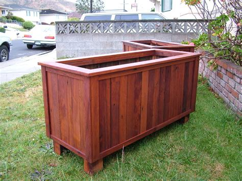 Redwood Planter Box Plans by Pendulum Cradle Plans Free Chip Carving Plans Redwood