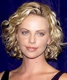 perm medium length hair short permed hairstyles