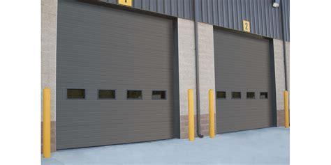 commercial overhead doors heavy duty metal doors steel sectional doors assa abloy