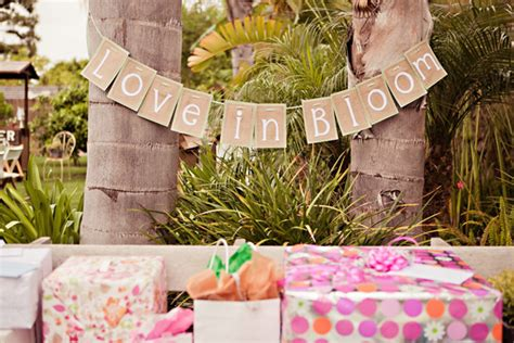 Garden Bridal Shower by Inspired By S Vintage Garden And Blueberry Bridal