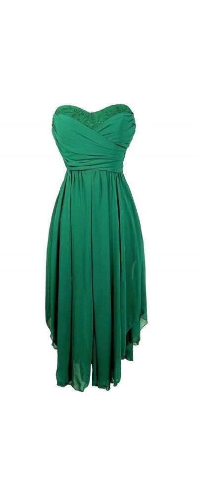 Strapless Chiffon Midi Dress 1000 images about bridesmaids dresses on a
