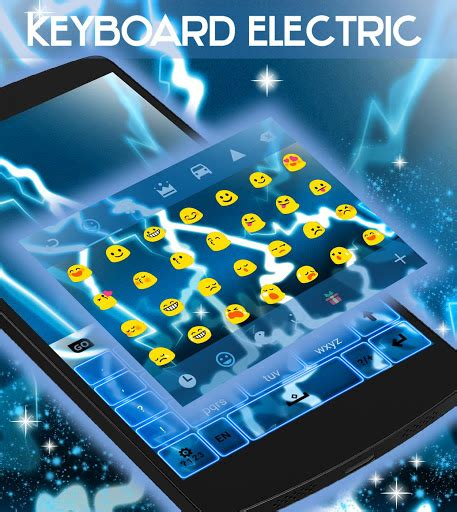 keyboard themes mobile9 download electric go keyboard theme google play softwares