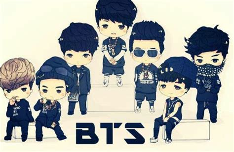 bts hangul english wallpaper image 4252926 by adorable animation absolutely luv bts