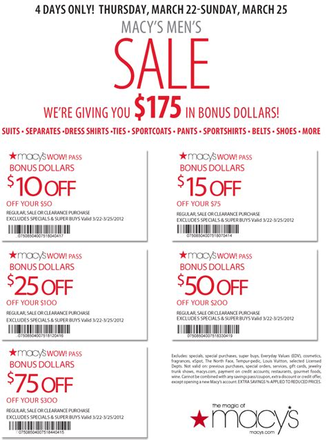 pers printable coupons december 2015 macys coupon 2015 may 2017 2018 best cars reviews