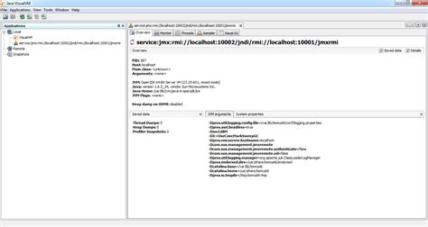 ssh remote port secure tomcat remote monitoring with java visualvm