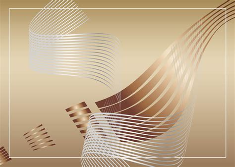 gold silver swirls vector art graphics freevectorcom