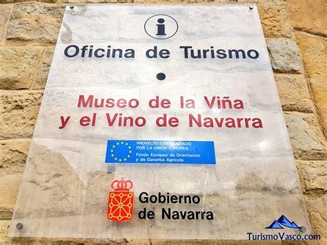 oficina turismo olite museo de la vi 241 a y el vino de navarra