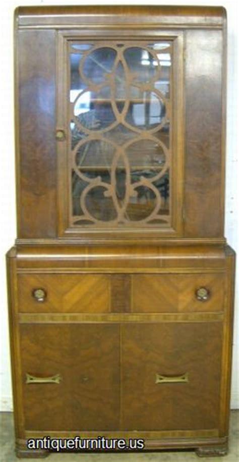 art deco china cabinet antique art deco china cabinet at antique furniture us
