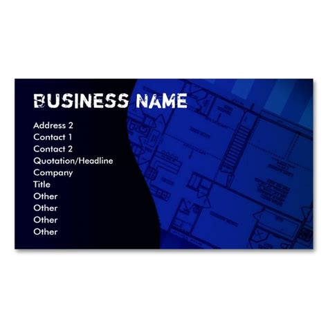 make your own name cards 2191 best images about construction business cards on